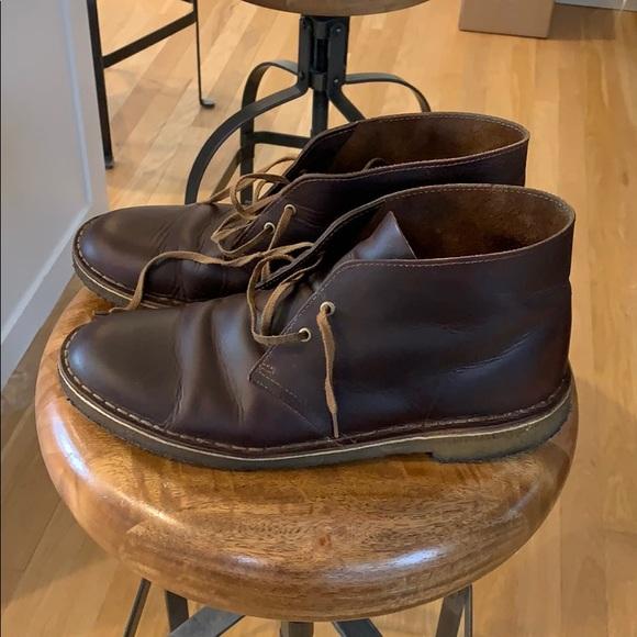 1b1a1033d88 Clark's desert boots size 9 1/2 Men's